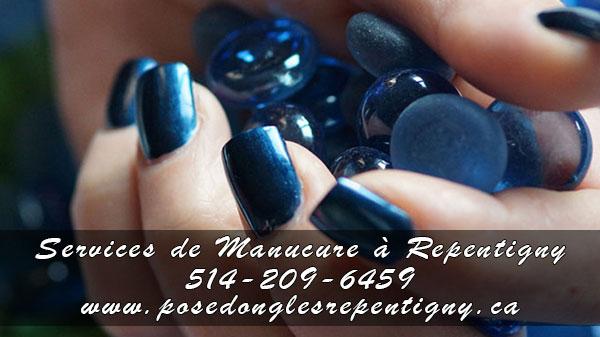 Manucure française, French manucure, Faux ongles, ongles américains, Manucure classique